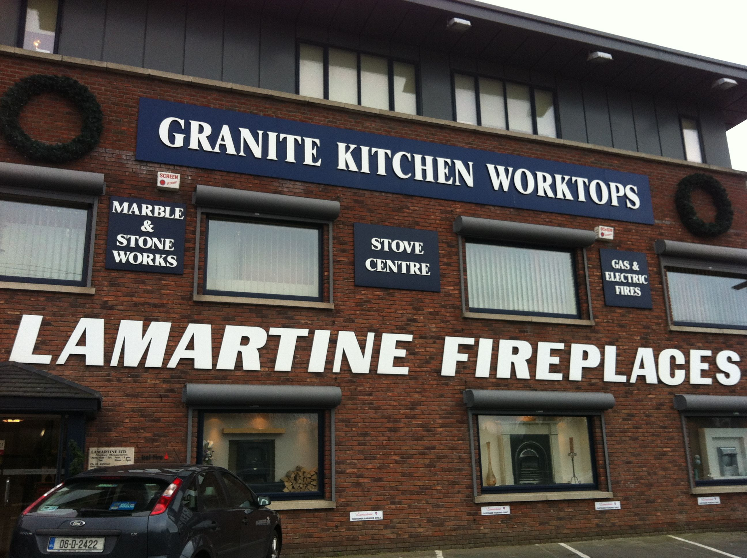 Lamartine Fires & Fireplaces established in 1982 is