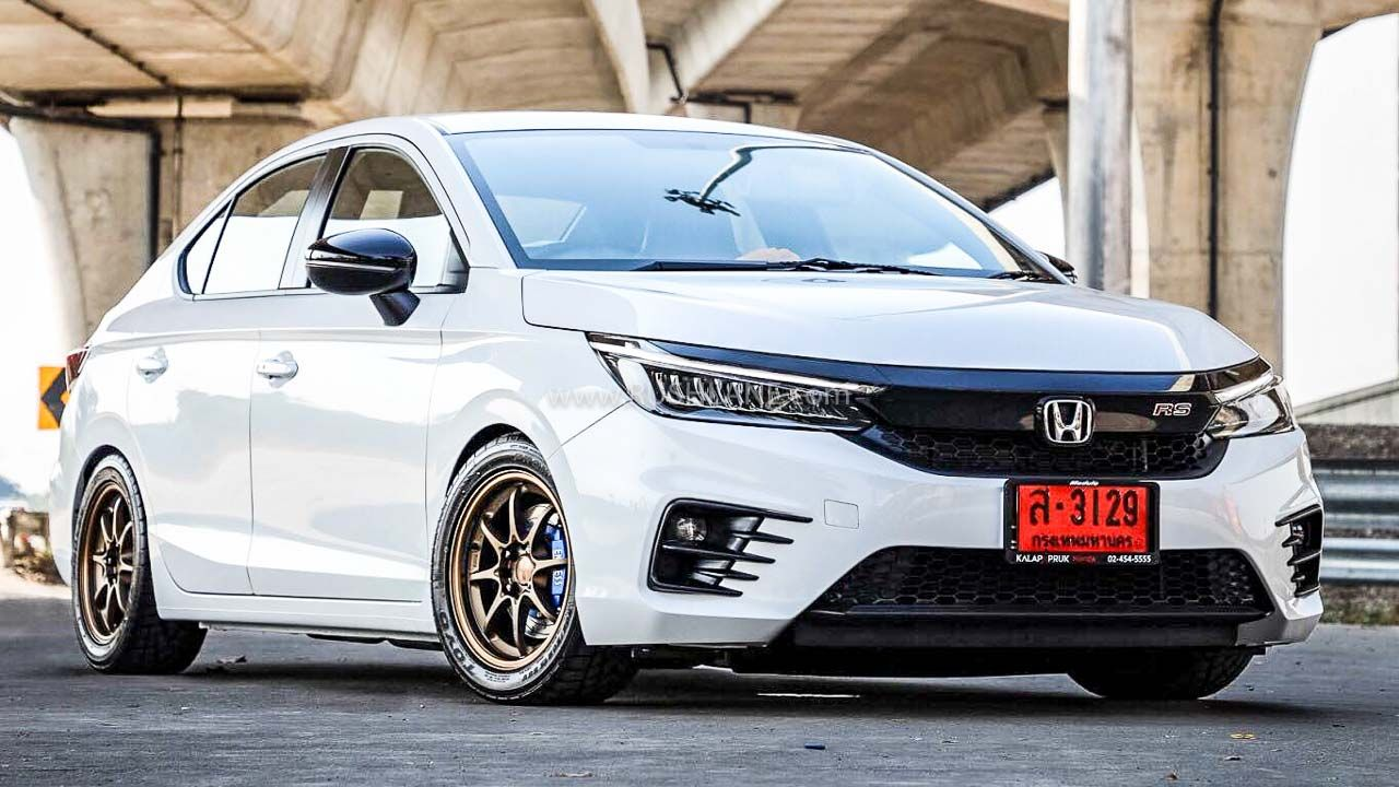 2020 Honda City | Honda city, Toyota racing development, Honda