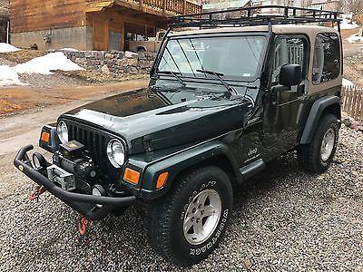 EBay: 2004 Jeep Wrangler Sport 2004 JEEP WRANGLER SPORT TJ   NEW 4.0L  22,263 Miles! Auto A/C Hardtopu2026 #jeep #jeeplife Usdeals.rssdata.net