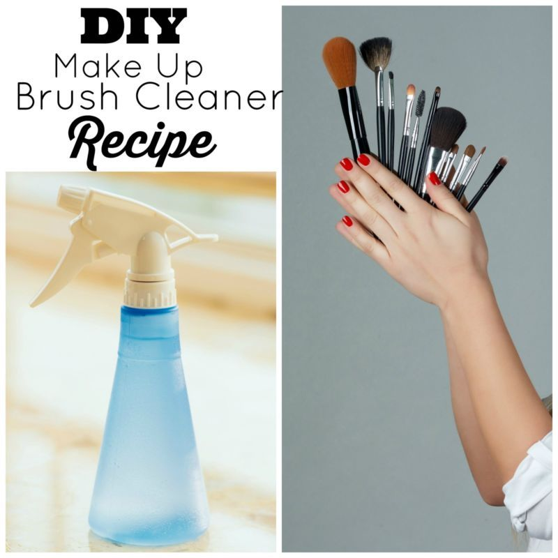 Keeping your makeup brushes clean can make all the difference in how long they last and how well they perform! Dirty brushes won't pick up as much product ...