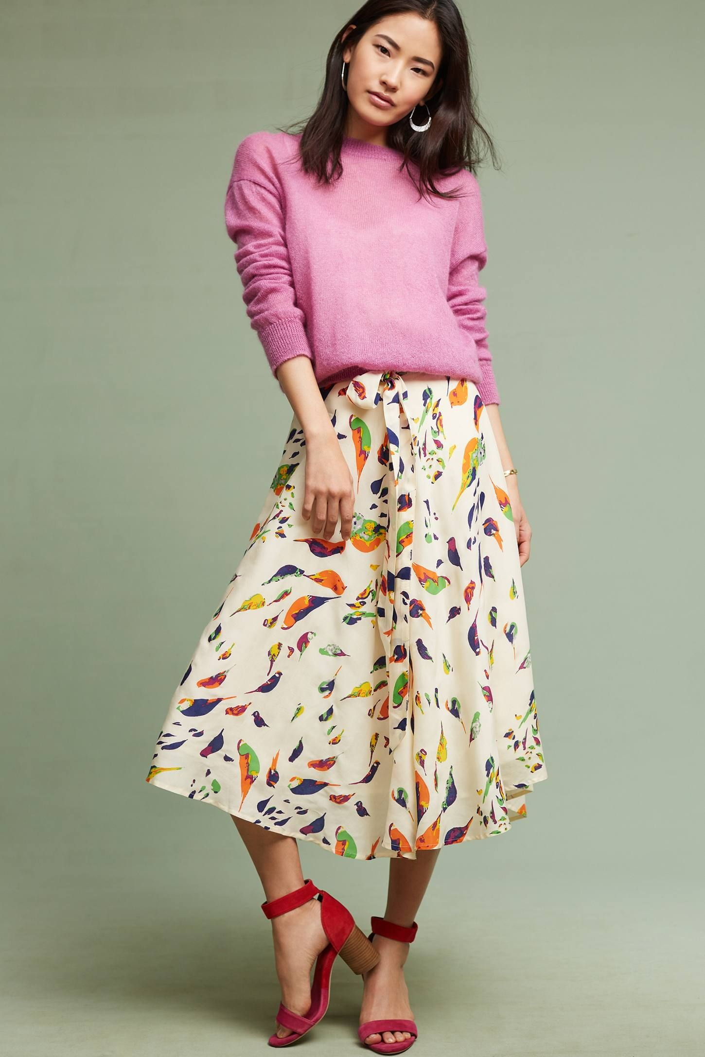 Tandy skirt shops the oujays and anthropologie