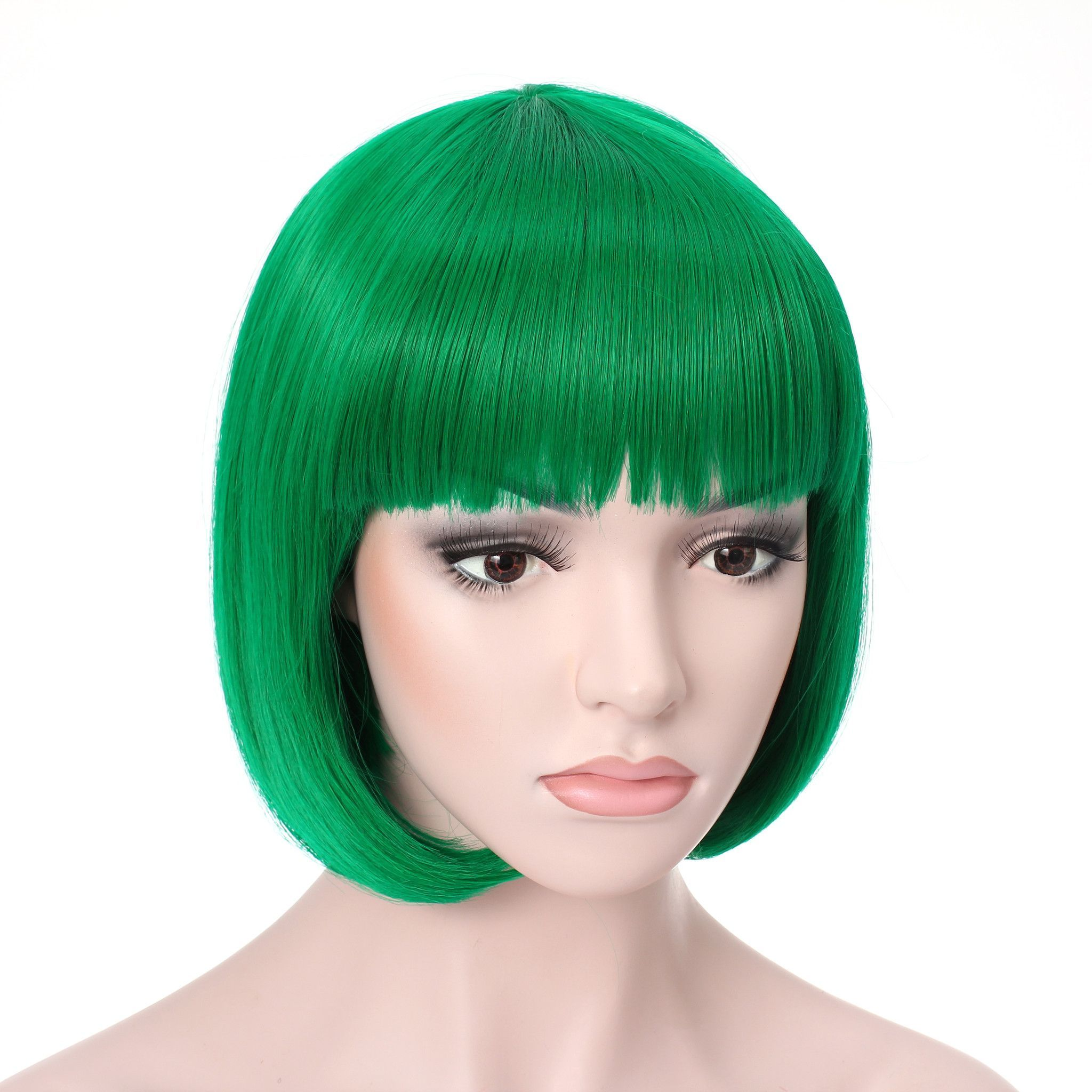 Boy hairstyle wigs model sw this onedor shot bob hair is on an adjustable elastic