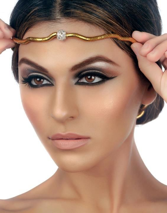 Professional Make Up Cleopatra Makeup And Hair