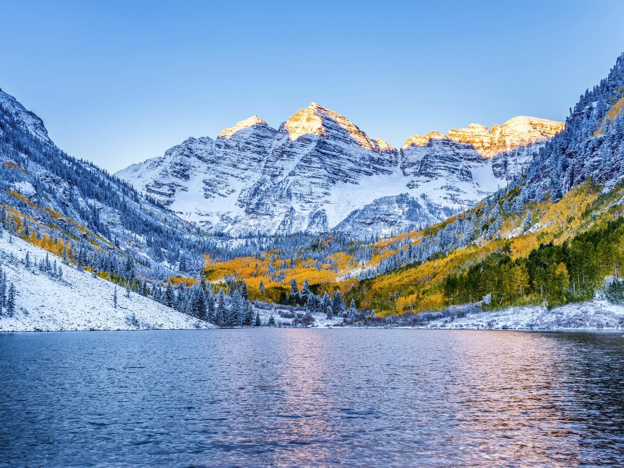 Colorado Ski Resorts Aspen Has A Well Earned Retion As Glitzy Resort Town Por With Spenders
