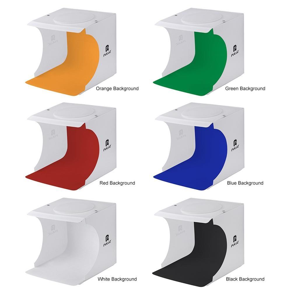 Mini Folding Lightbox Studio