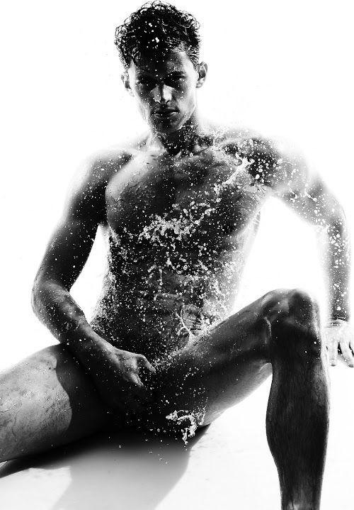 Neff naked Garrett