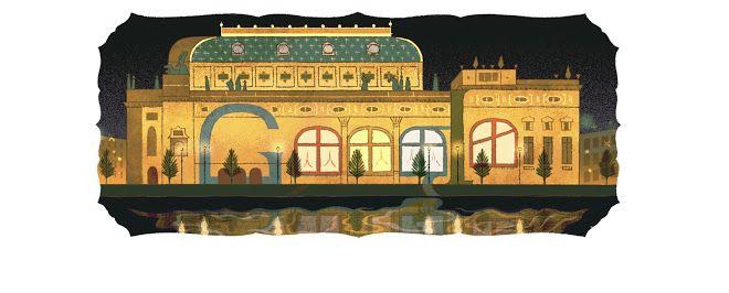 128. Geburtstag von Üzeyir Hacıbəyov (Aserbaidschan)