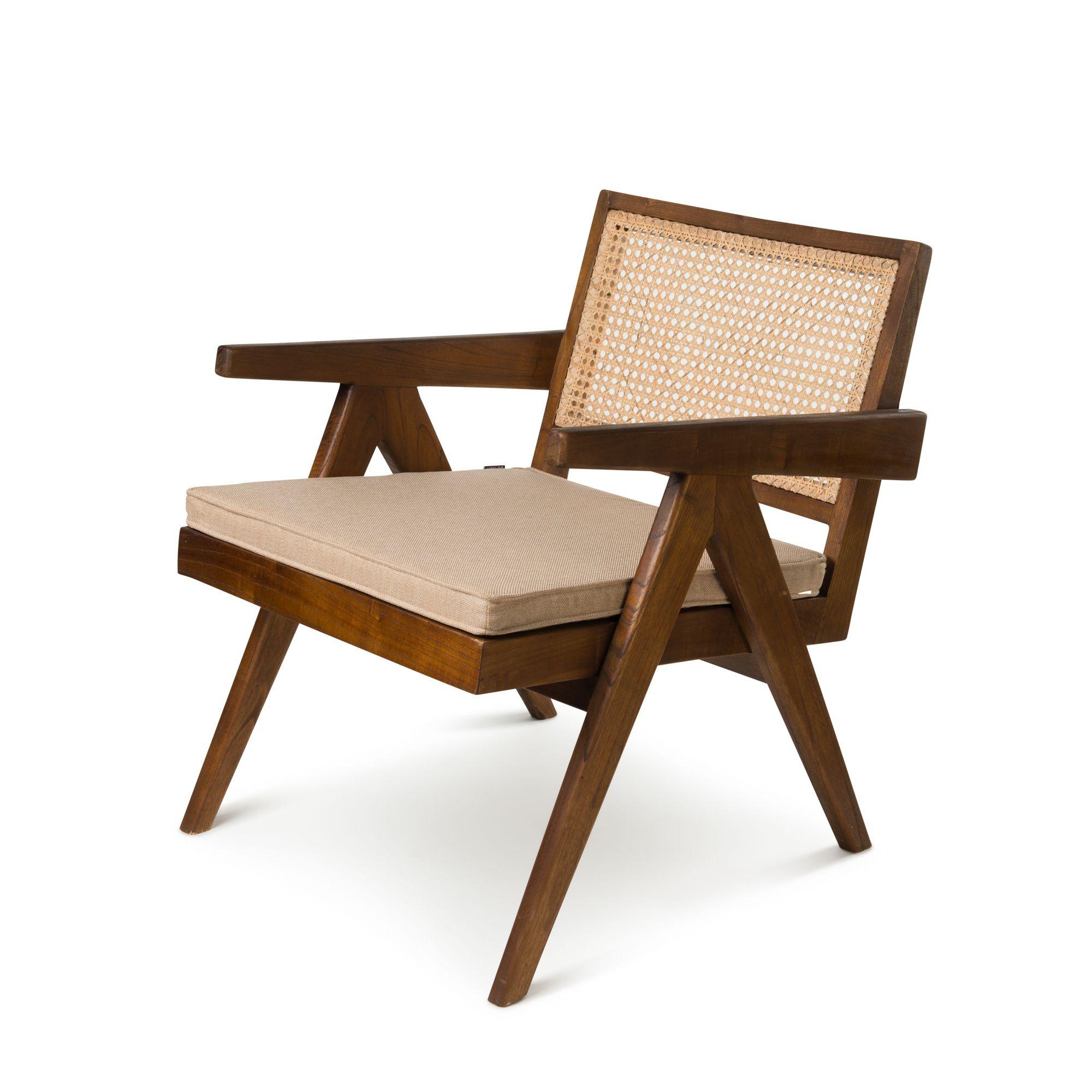 Easy Lounge Chair Kussen Light Brown Detjer The Stylish Chair Stoelen Kussen Easy