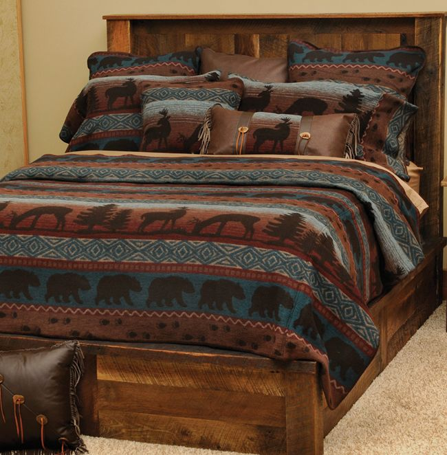 Sunset Deer Bedding Collection