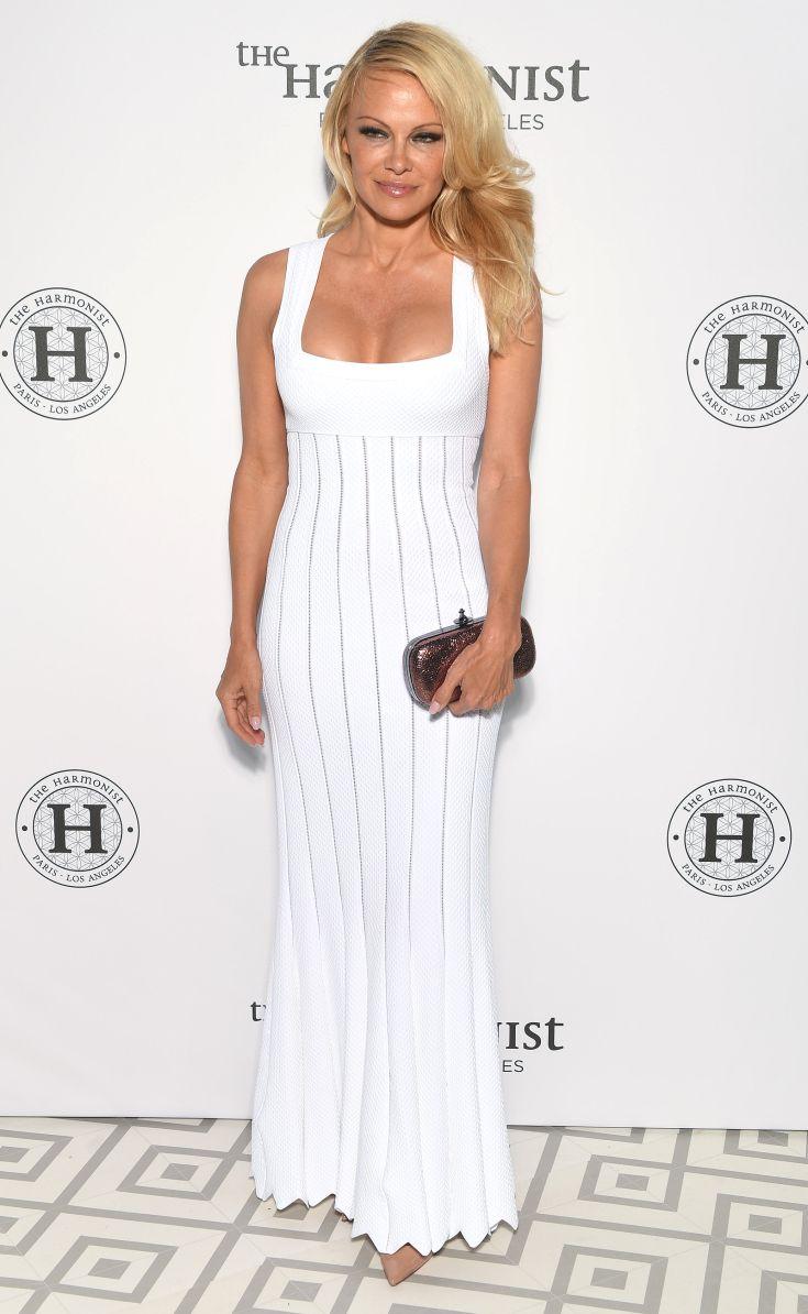 PAMELA ANDERSON - 2017 Cannes Film Festival