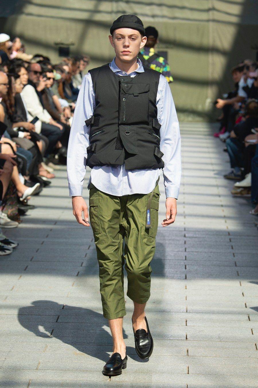 Junya Watanabe Spring 2019 Menswear Fashion Show OK好pl