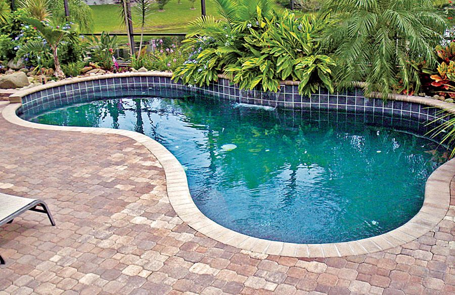 Free Form Pools | Blue Haven Pools
