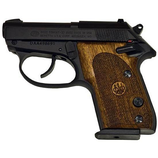Beretta 32 Tomcat Grips | Beretta 3032 Tomcat Semi Automatic Handgun .32 ACP 2.4 Barrel 7 Rounds ...