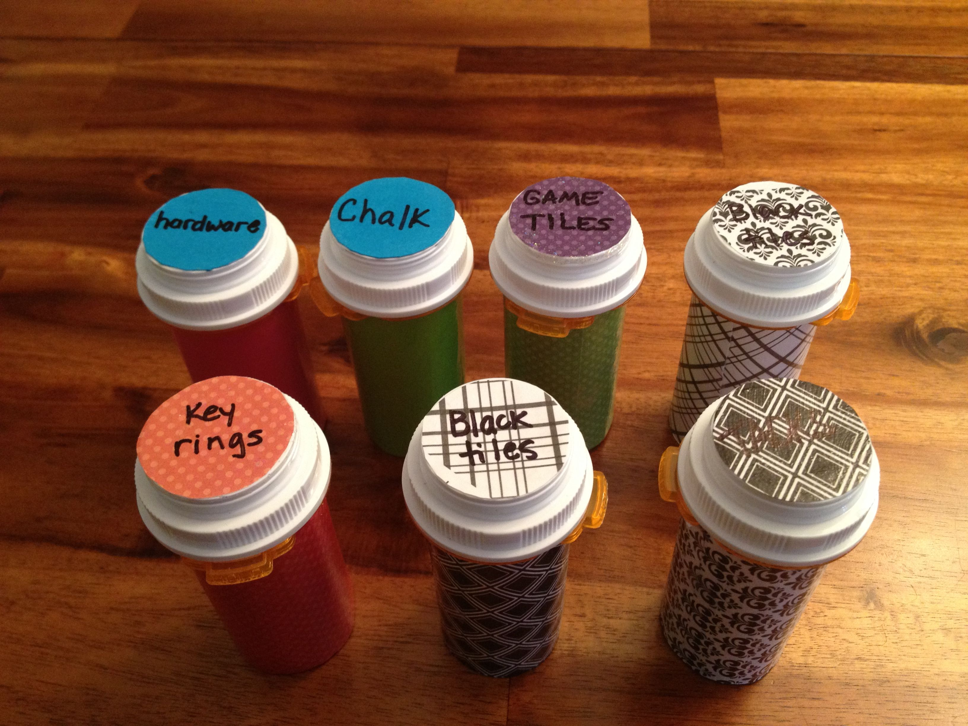 pill bottle craft containers pill bottle crafts
