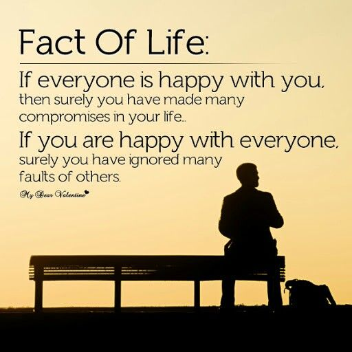 Compromise fact of life