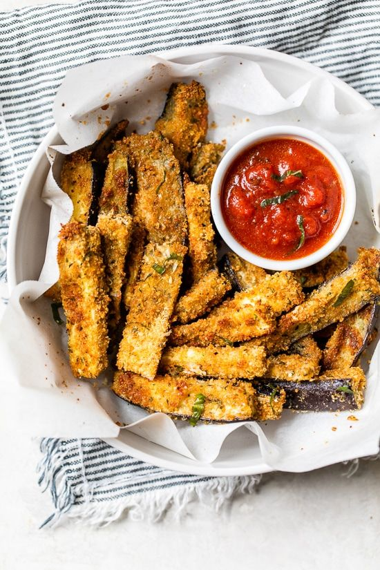 Pecan Crusted Eggplant A Healthy & Delicious Vegan Air