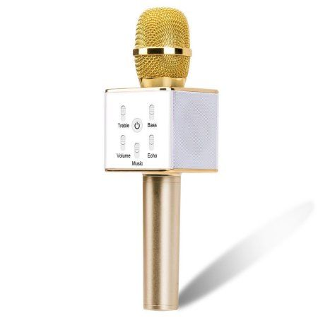 Buy Portable Wireless Karaoke Microphone,Built In Bluetooth Speaker K9 At