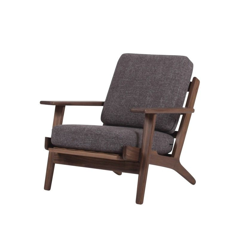 Retro Lounge Chair   Walnut From Nood $950 (sale)