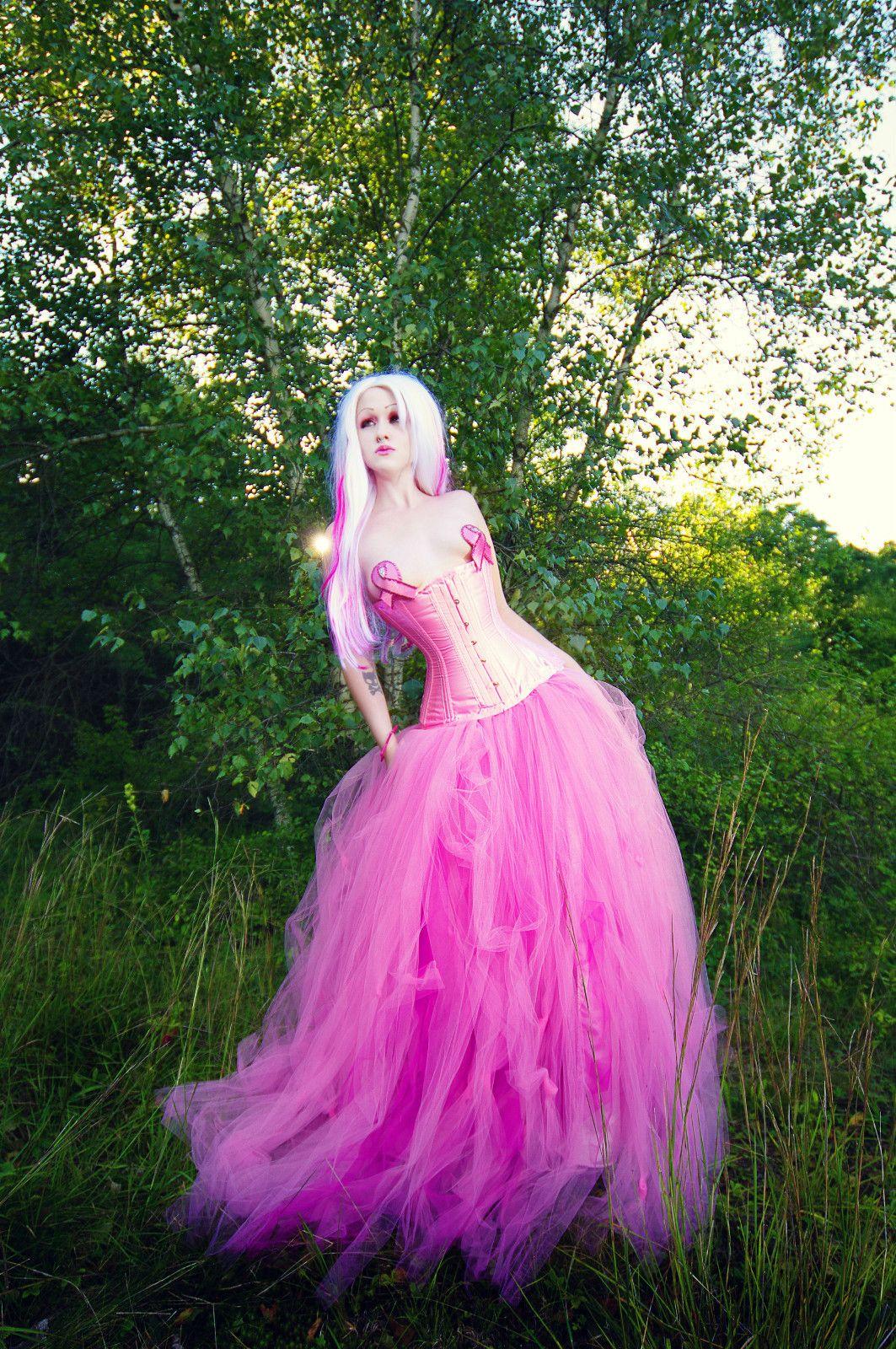 Pastel Baby Hot Pink Princess Prom Wedding TuTu Skirt Formal