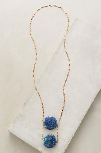 Bimini Pendant Necklace - anthropologie.com