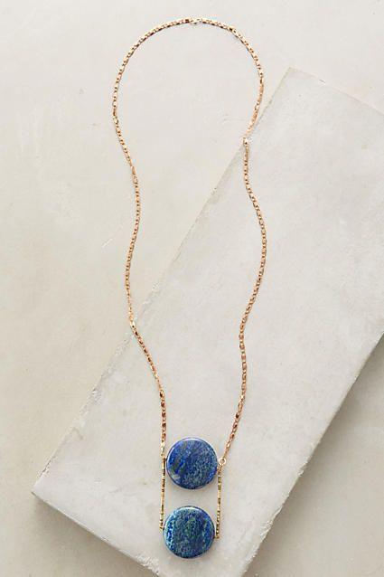 Bimini Pendant Necklace - anthropologie.com