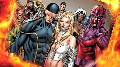 Comicbytes Five Strongest X Men Mutants X Men Mutant Deadpool Movie