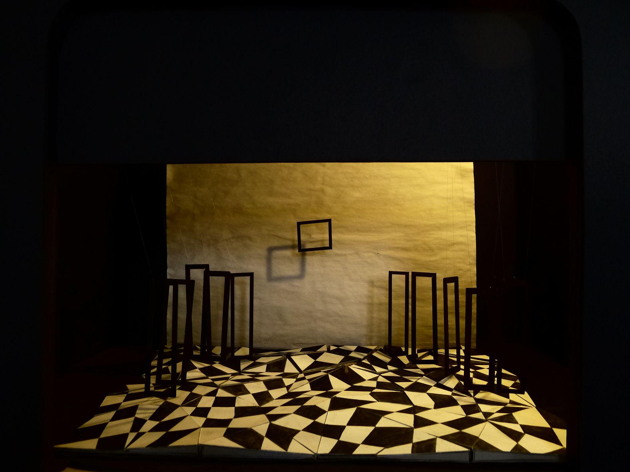 abstract scenic design - Google Search | Escenarios y ... Theatre Stage Layout