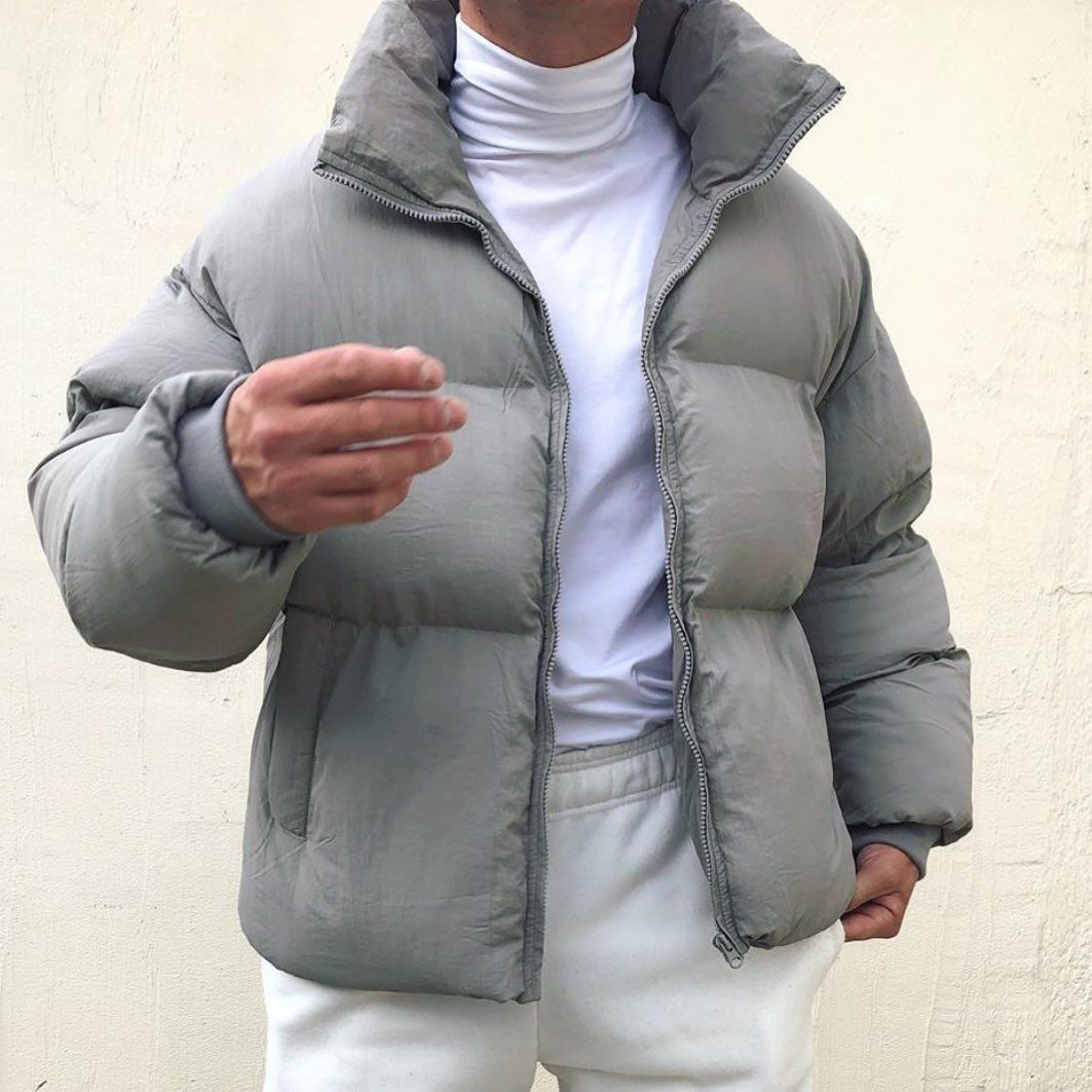 Menswear On Instagram These Cold Laundry Puffers Are Too Much