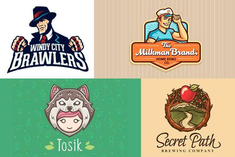 logos ilustrados - Buscar con Google