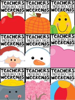 9b5eb30f 1st Grade Teachers Taking Back Their Weekends BUNDLED *GROWING BUNDLE* * *  *Discounted until all units are added! * * *I'm super excited to release  these ...