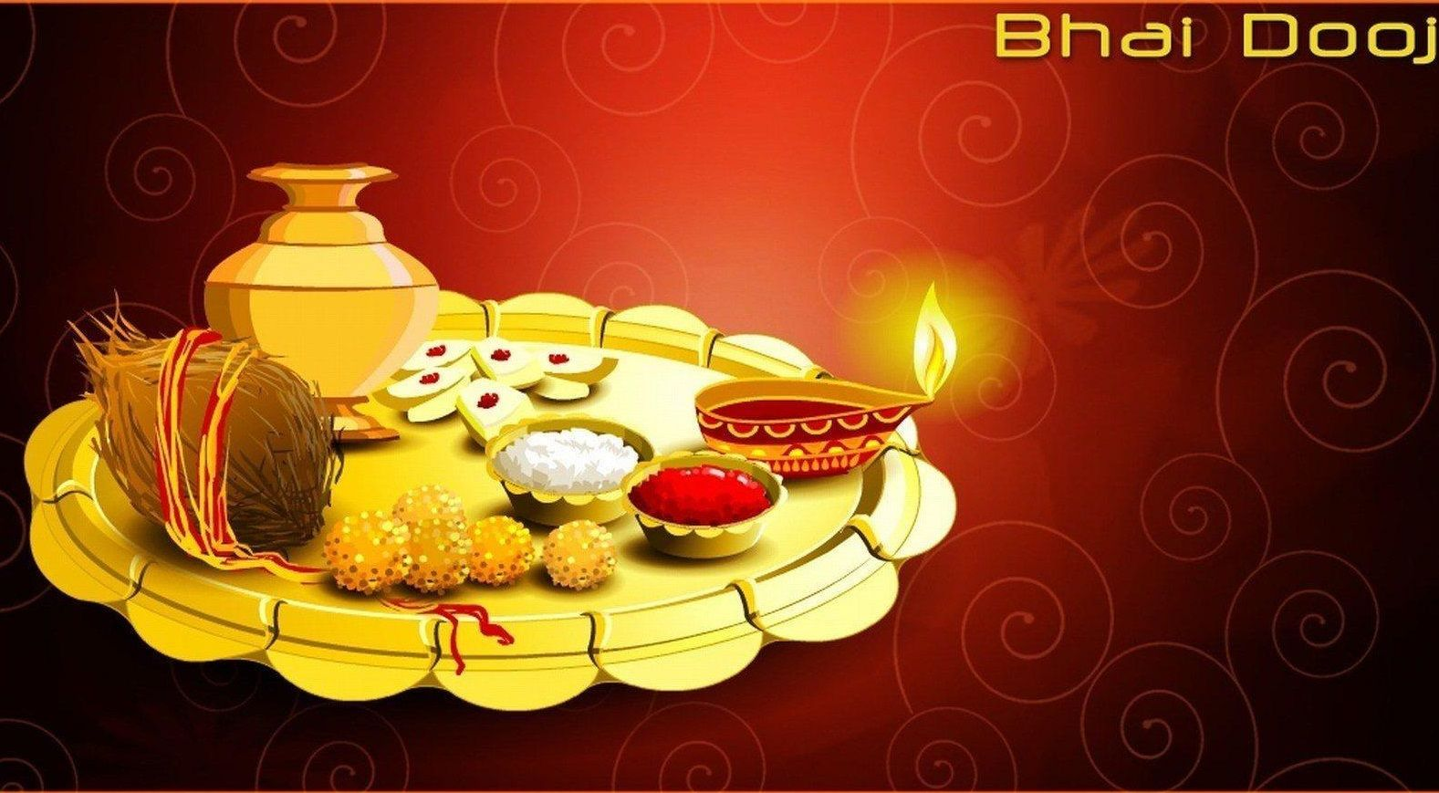Bhai Dooj Celebrating bond between brother and sister