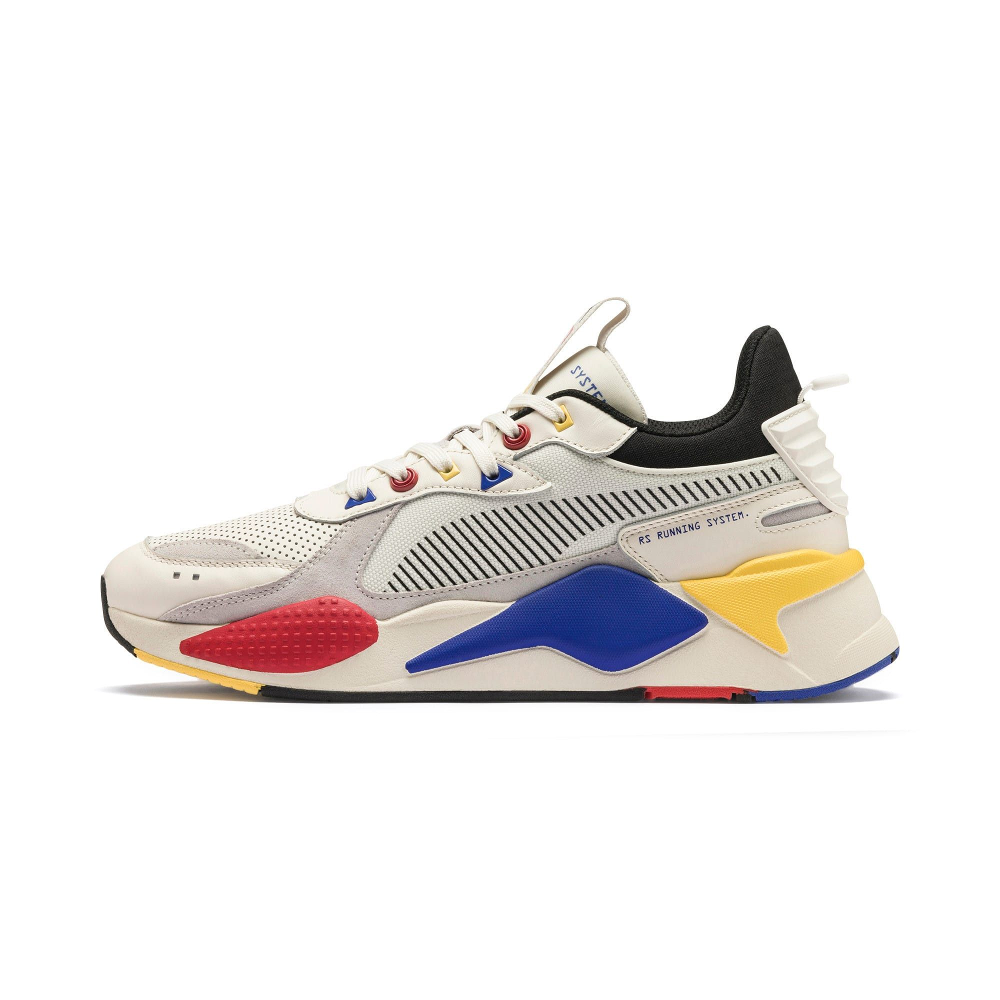 PUMA Rs-X Colour Theory Trainers in Whisper White/Black size 10.5 #men#39;sfashion