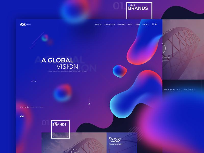 Weekly Inspiration For Designers 91 Web Design Web Design Trends Landing Page Inspiration