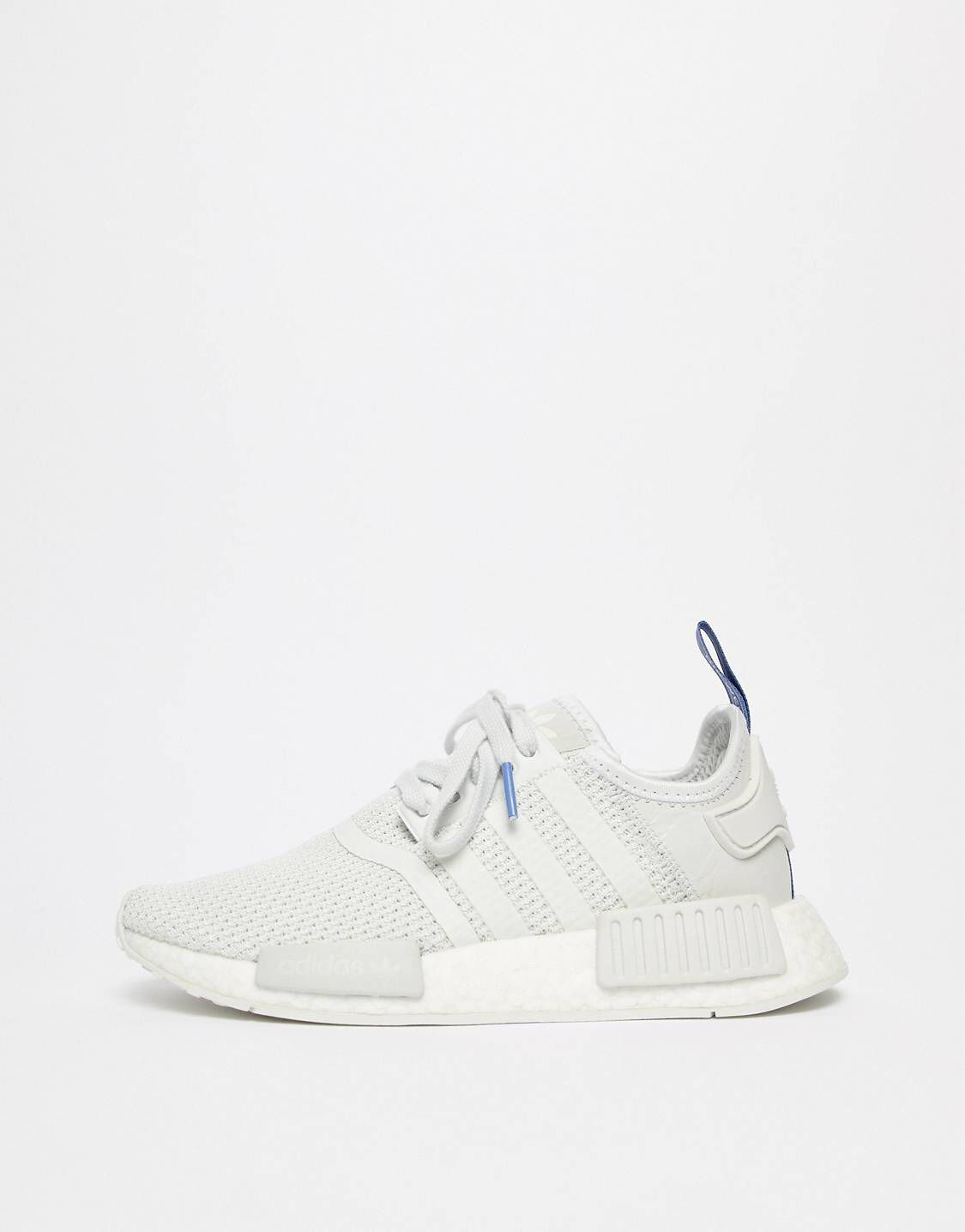 premium selection 4a654 efba7 Белые кроссовки adidas Originals Nmd R1 in 2019 | Shoes ...
