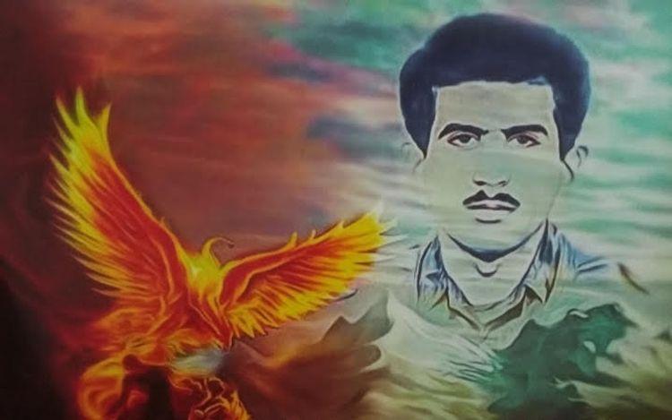 Burning Martyrs Hero Safiyar Behbudov Martyrs Burda Painting