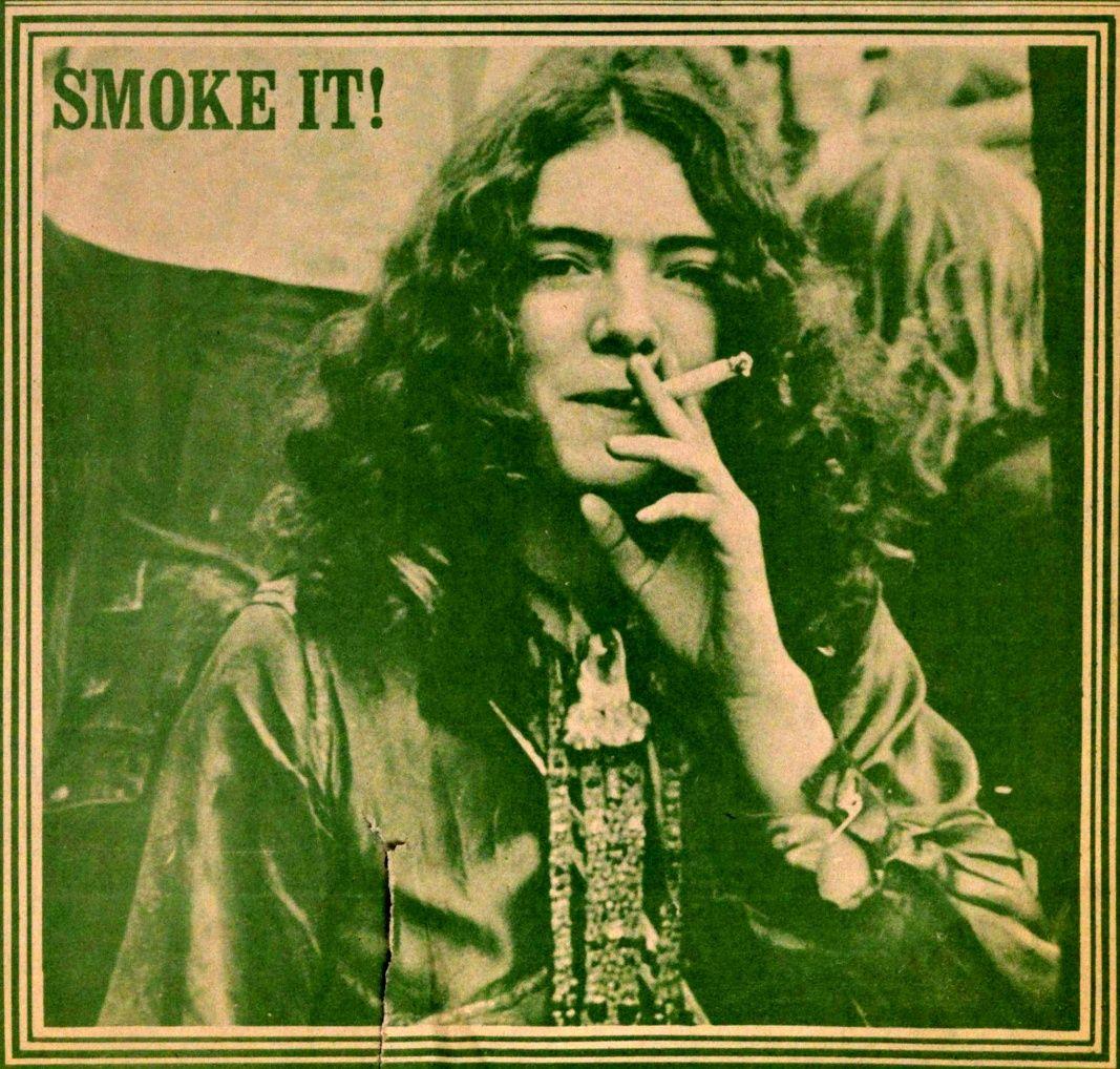 Ann Arbor Sun, Ann Arbor, 1971