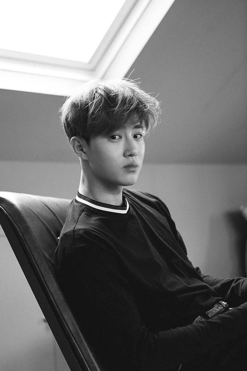 Exo Suho In The Call Me Baby Teaser Suho Exo Exo Exodus Suho