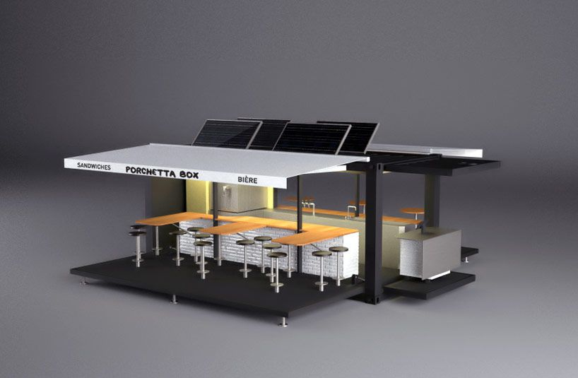 A Sample Coffee Kiosk Business Plan Template