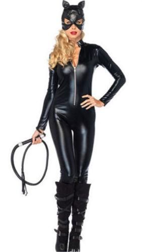 Online Cheap Women Halloween Funny Dress Anime Catwoman Costume Adult Sexy Cat Gothic Cosplay Fast Delivery Cosplay Costumes By Pure007 | Dhgate.Com  sc 1 st  Pinterest & Women Halloween Funny Dress Anime Catwoman Costume Adult Sexy Cat ...