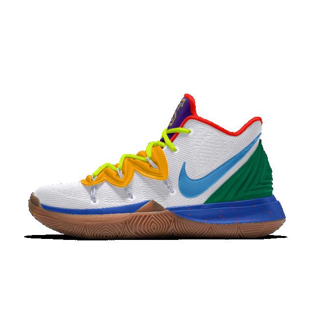 19e83dc2b0c7 Kyrie 5 By You Men s Basketball Shoe