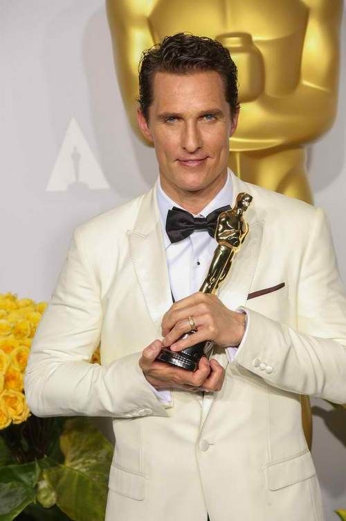 Matthew McConaughey really won me over with his Oscar ...
