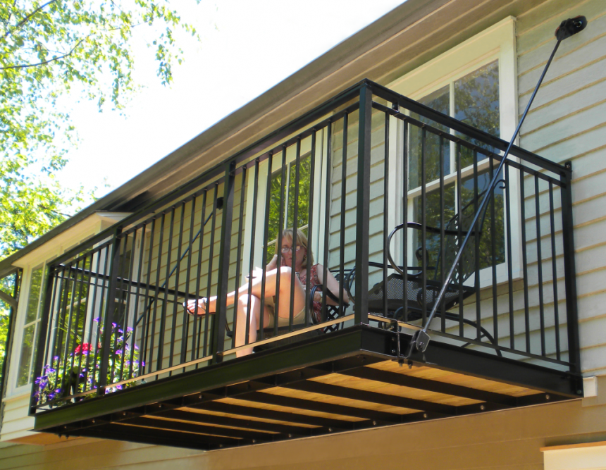 Stainless Steel Balcony Railing Images Gl Stair Wood Hewitt Avenue House By Altius Architecture Best Idea Balcony Railing Balcony Design Balcony Railing Design