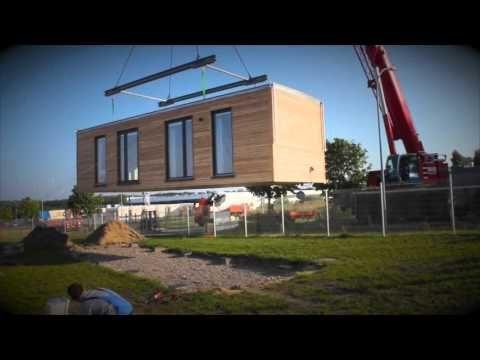Mobiles haus woodee fertighaus modulhaus mobilheim for Mobiles haus