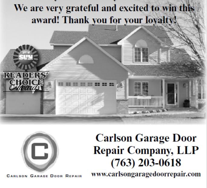 Green Isle Mn Carlson Garage Door Repair Company Llp Garage Door Repair Garage Doors Garage