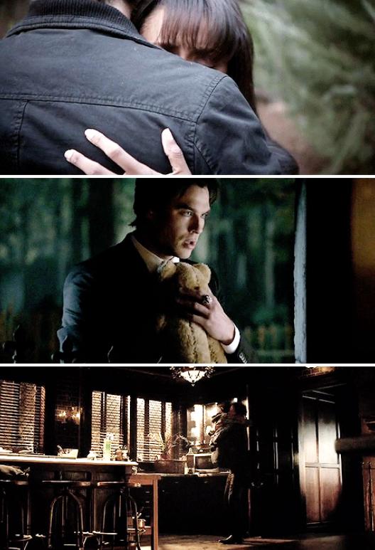 Bamon + hugs