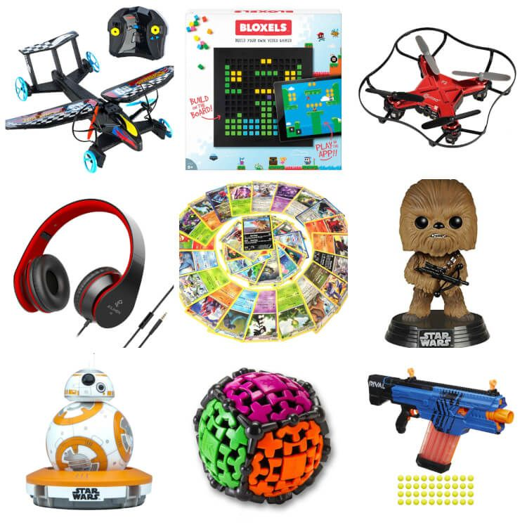 The Best Gift Ideas for Boys Ages 811 Gifts for boys