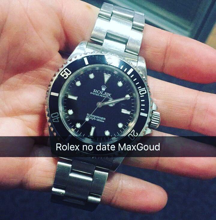 Rolex bij Maxgoud