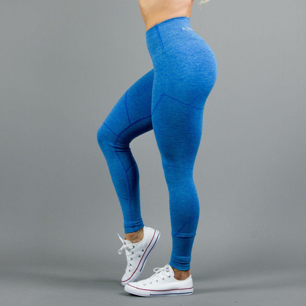 b46754a58b064d Women's Revival Leggings V2 - Atlantic Blue – Alphalete Athletics ...