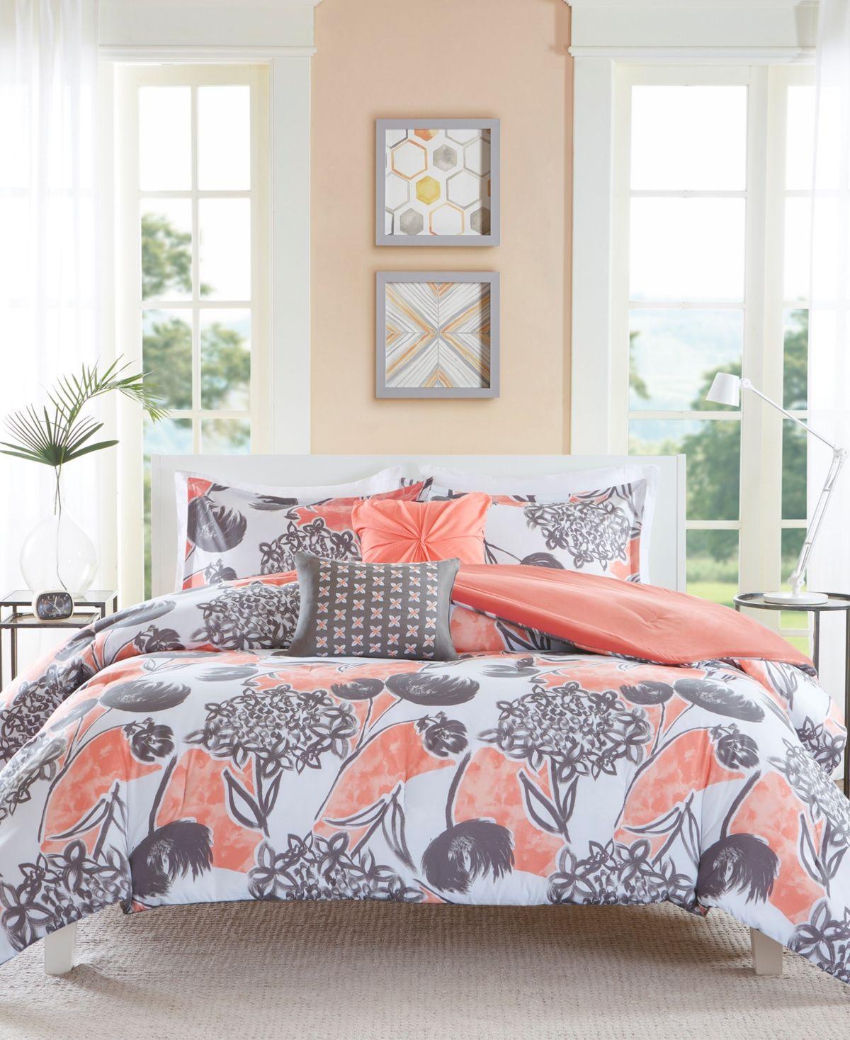 Intelligent Design Marie Twin Twin Xl 4 Pc Comforter Set
