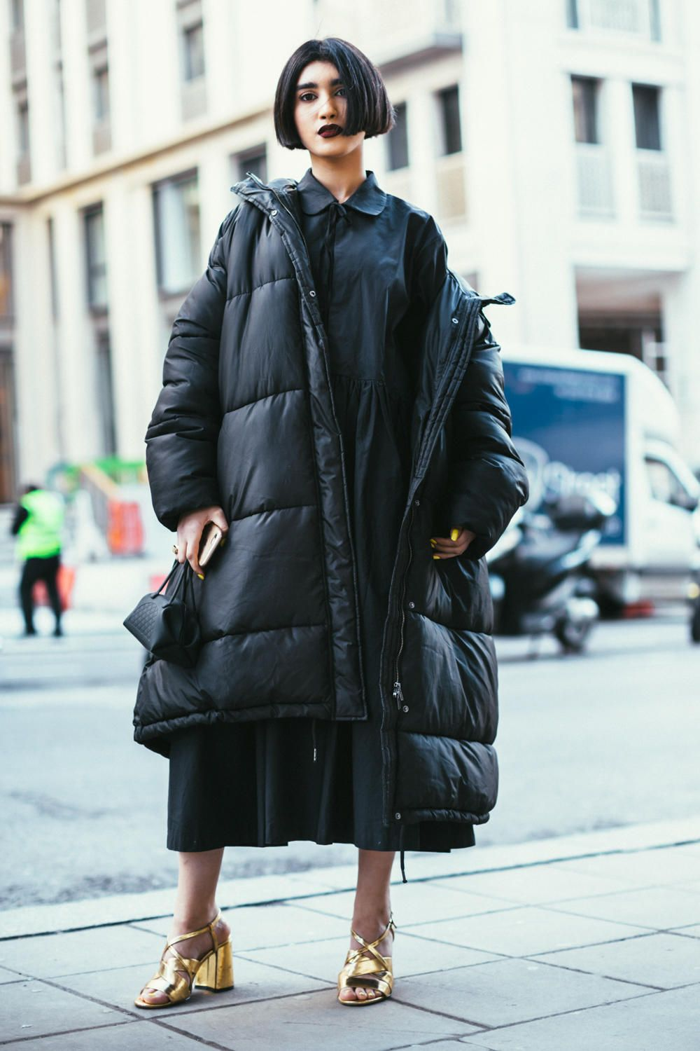 Our favorite street style looks from outside the shows over the weekend. London #LFW